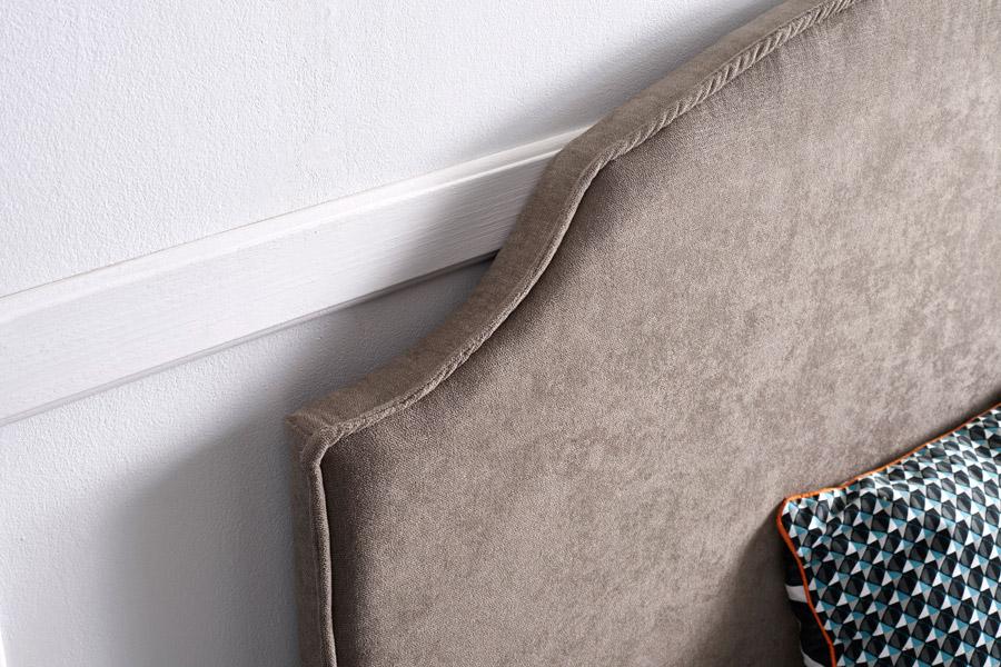Cabecero tapizado Bruselas detalle